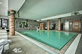 find silence in one of our swimming pools