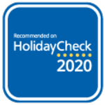 Holiday Check Logo 2017